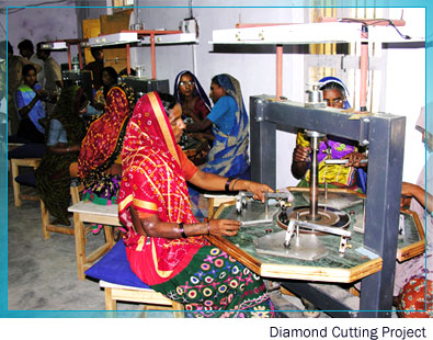 Diamond Cutting Project