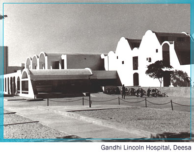 Gandhi Lincoln Hospital,Deesa