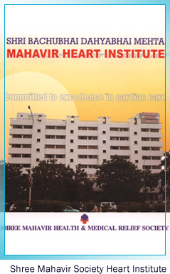 Mahavir Society Heart Institute