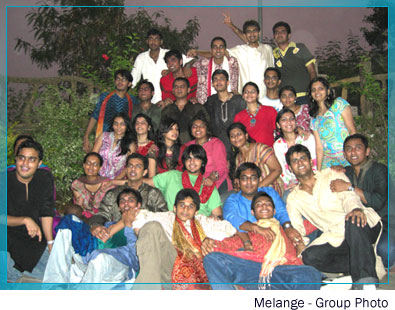 Melange - Group Photo