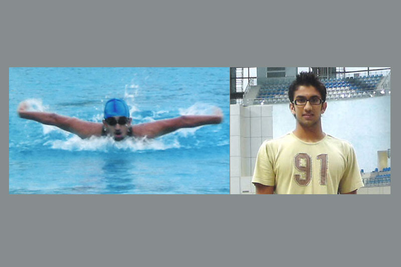 Anshul Kothari to Represent India in Swimming at Commonwealth Games 2010 (31 Aug 2010)